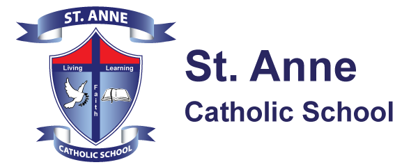 St. Anne Catholic School Logo